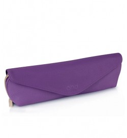 GHD Purple Roll Bag