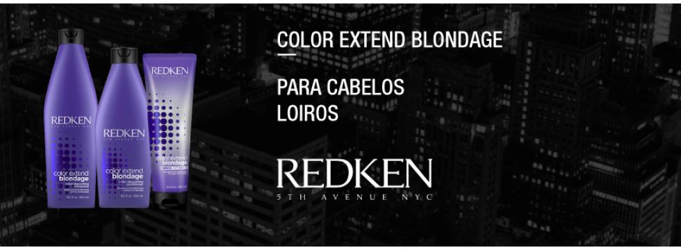 Color Extend Blondage - Cabelos Louros