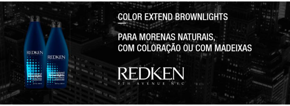 Color Extend Brownlights - Para Morenas