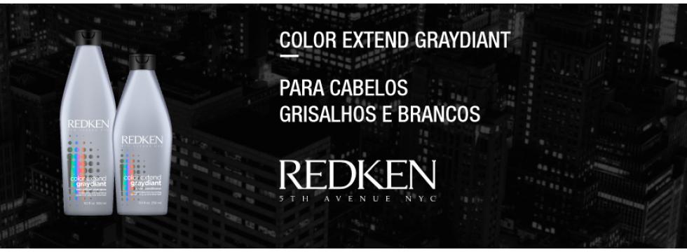 Color Extend Graydiant - Cabelos Grisalhos e Brancos