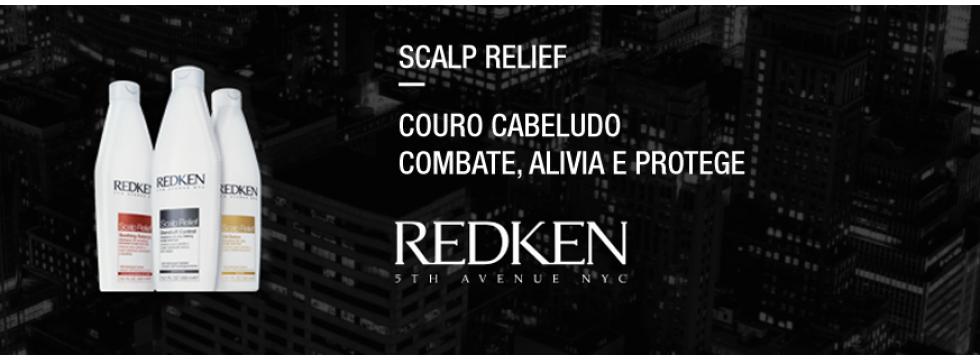 Scalp Relief - Equilíbrio do couro cabeludo