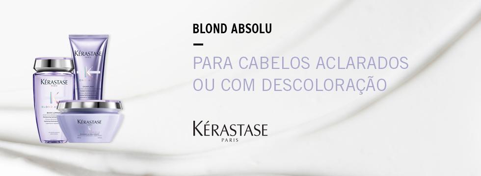 Blond Absolu - Cabelos Louros