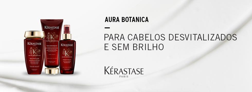 Aura Botanica - Desvitalizados e Sem Brilho