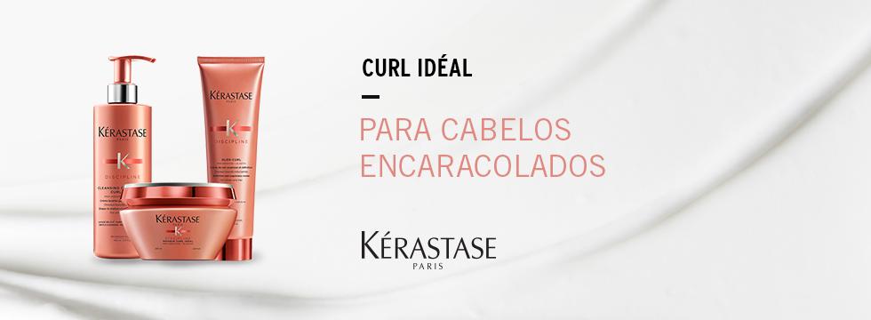 Curl Idéal - Secos e Encaracolados