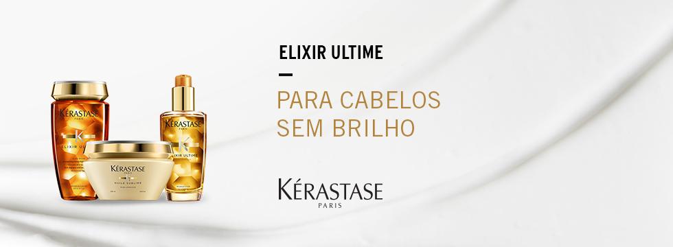 Elixir Ultime -Todo o Tipo de Cabelo