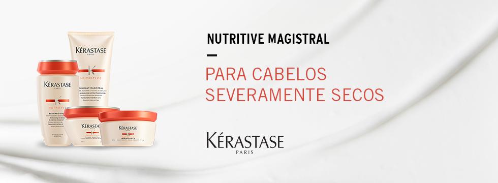 Nutritive Magistral - Cabelos Muito Secos e Grossos