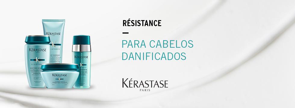 Resistance - Cabelos Danificados