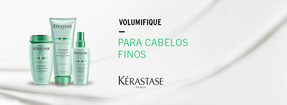 Volume - Finos e sem volume