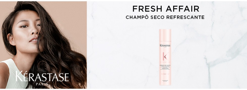 Fresh Affair - Shampoo Seco